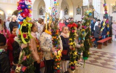 Niedziela Palmowa i konkurs palm