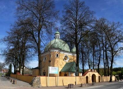 Zaproszenie na pielgrzymkę do Domaniewic