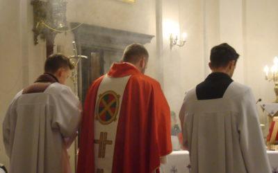 Odpust św. Andrzeja Ap – Patrona Parafii