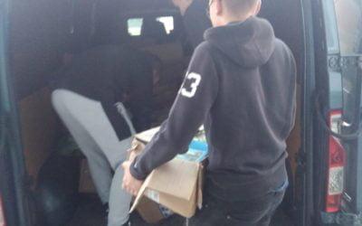 Zbieranie makulatury – pomagamy szkołom w Syrii